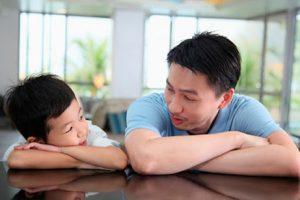 Gợi ý 9 câu hỏi mà các bậc cha mẹ nên hỏi con mỗi ngày.